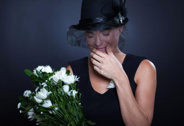 Как пережить смерть любимого мужа советы психологов