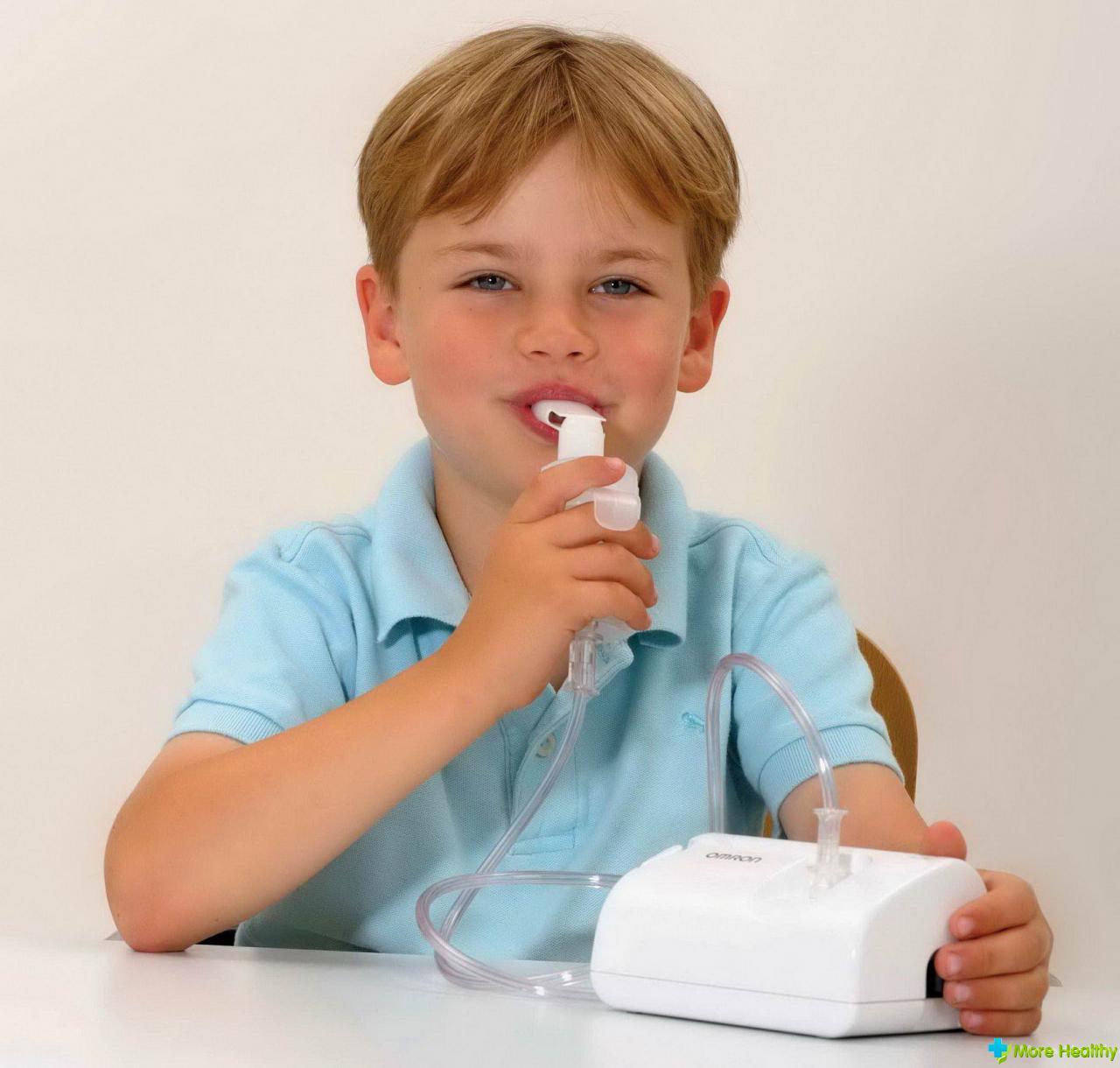 Процедуры для ребенка