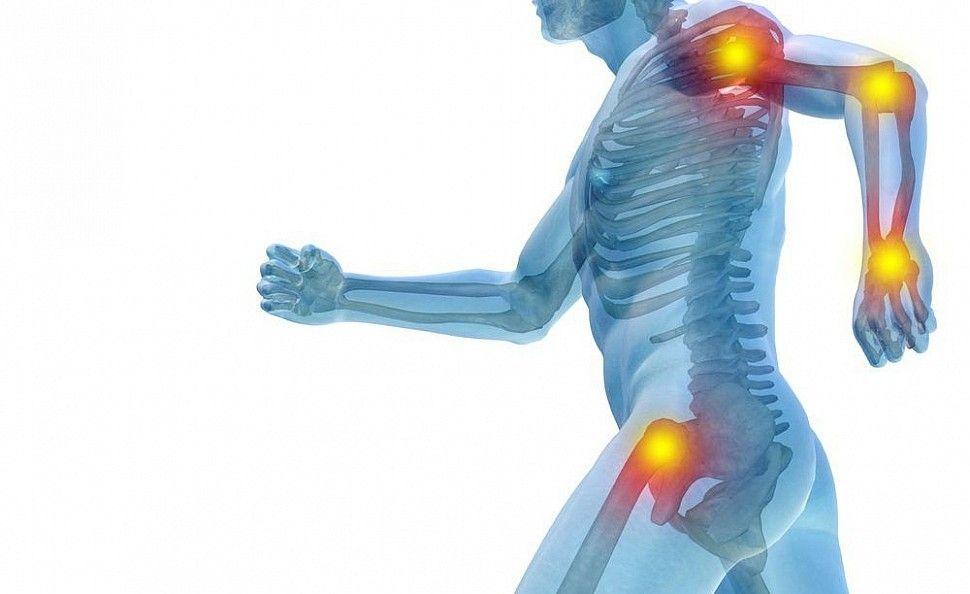 Инновационное средство для лечения суставов «Голд Остеопак»
