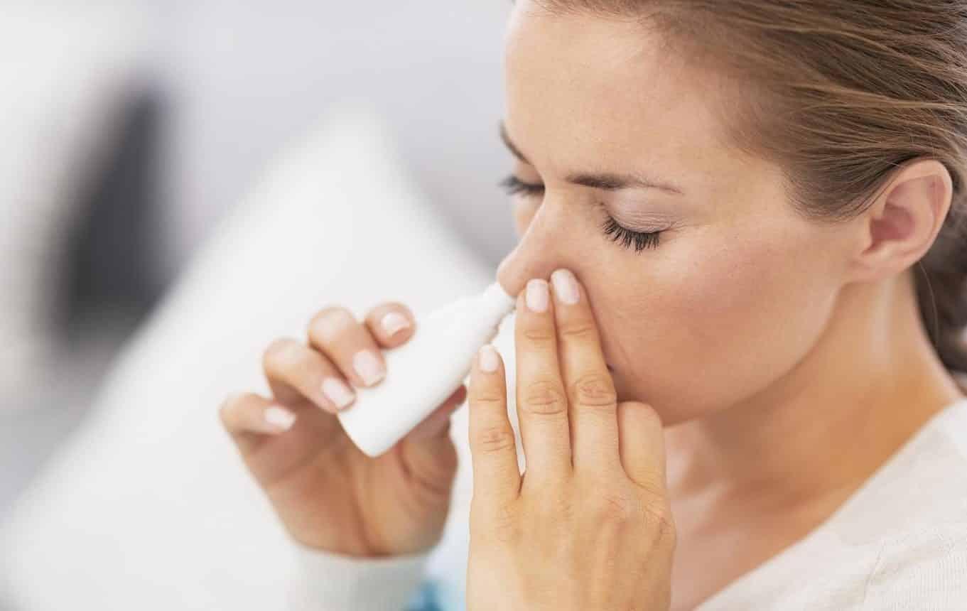 Как правильно использовать капли при аллергическом рините