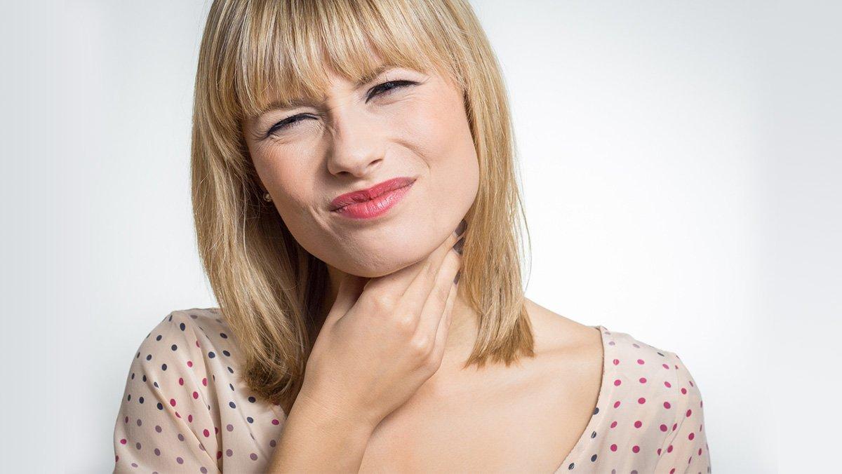При каких заболеваниях беспокоит ощущение кома в горле