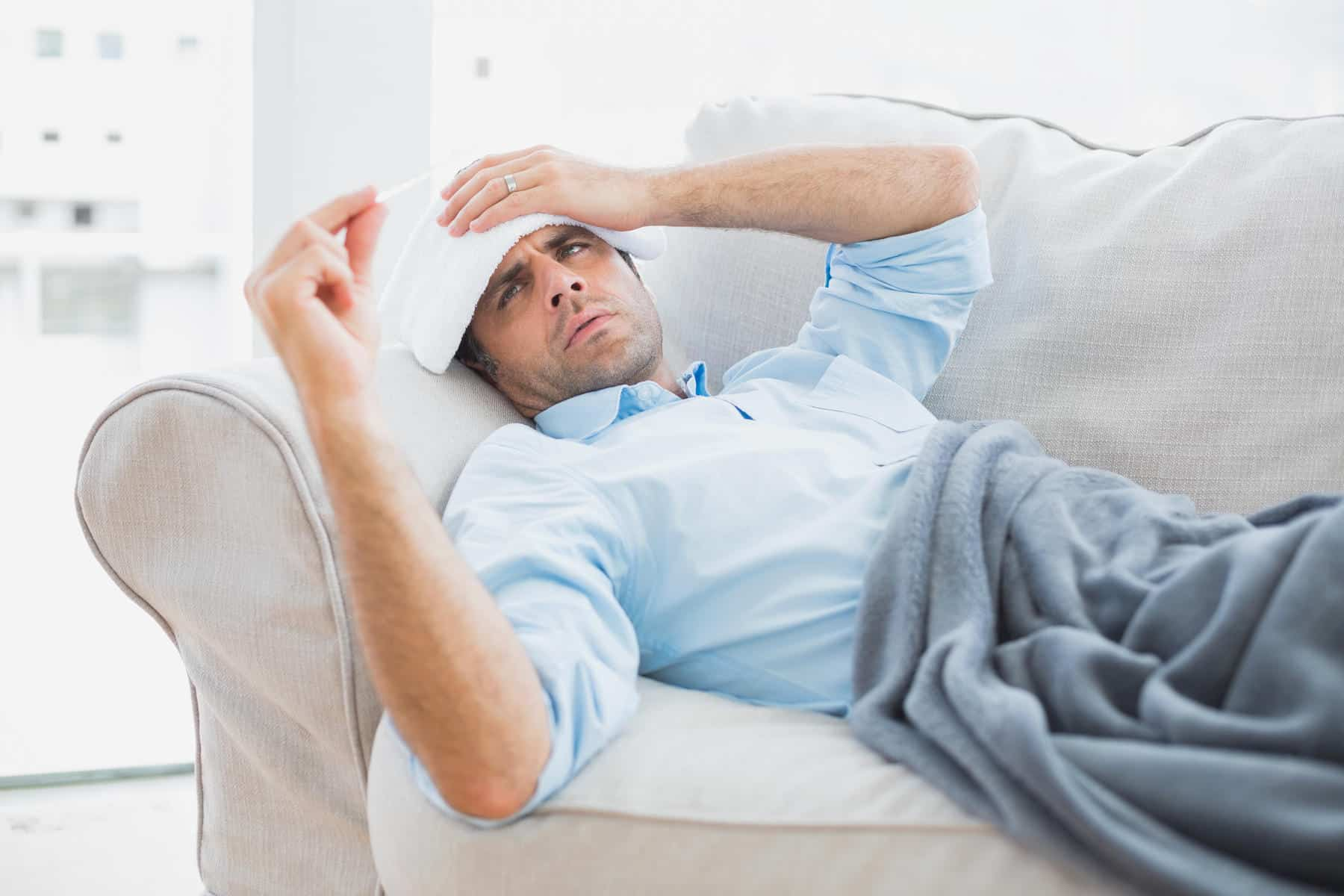 Причины острого гайморита