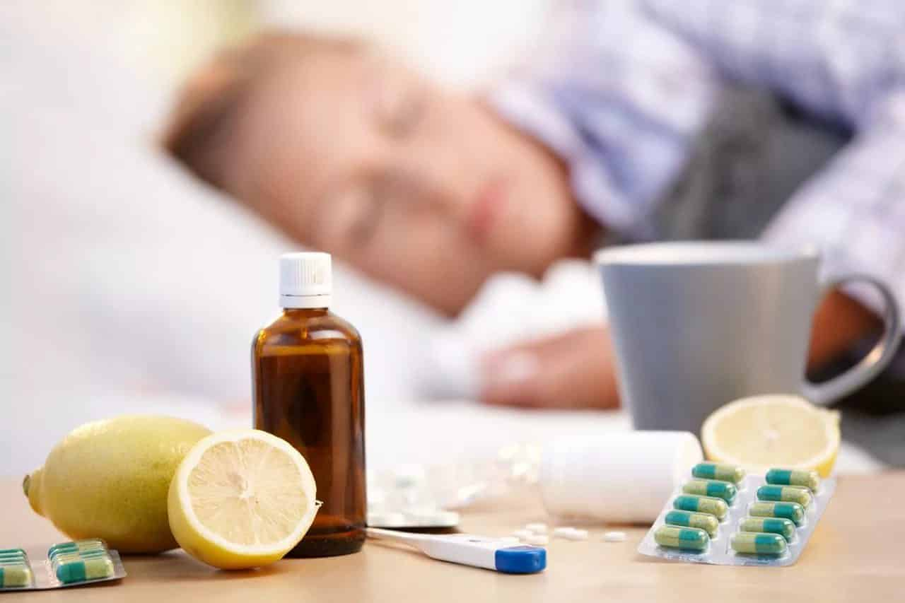 Когда необходимо применять порошок при простуде