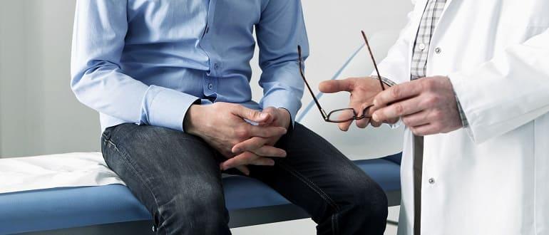 ЗППП: симптомы у мужчин
