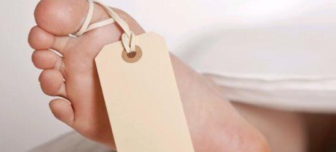 Порядок действий при смерти родственника дома и в больнице