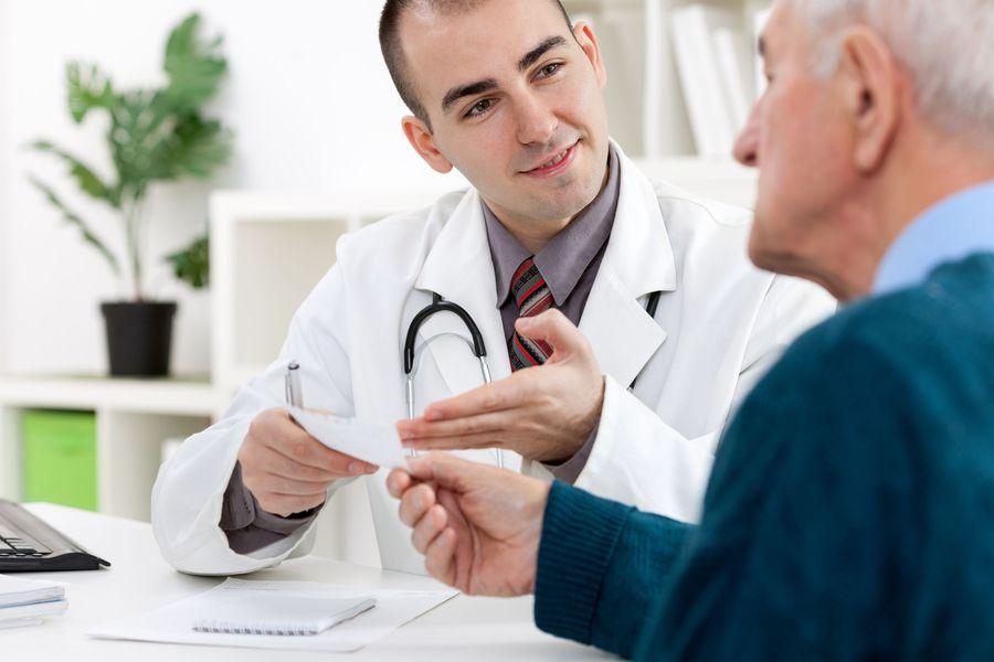 Консультация с проктологом