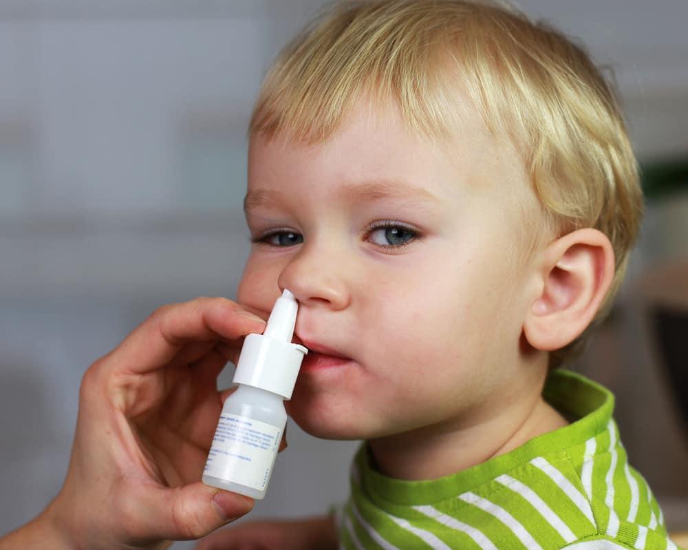Средства от насморка для приема в детском возрасте