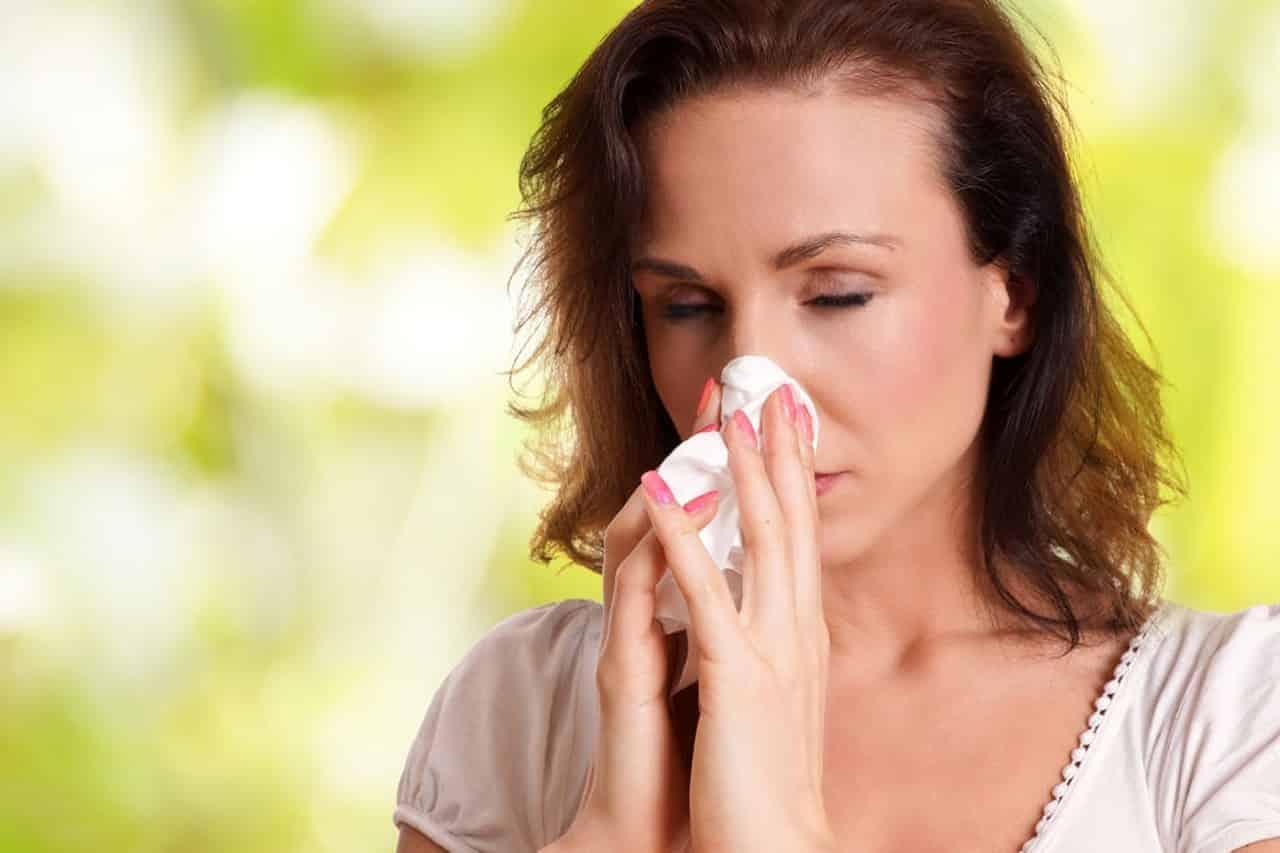 Аллергическая форма