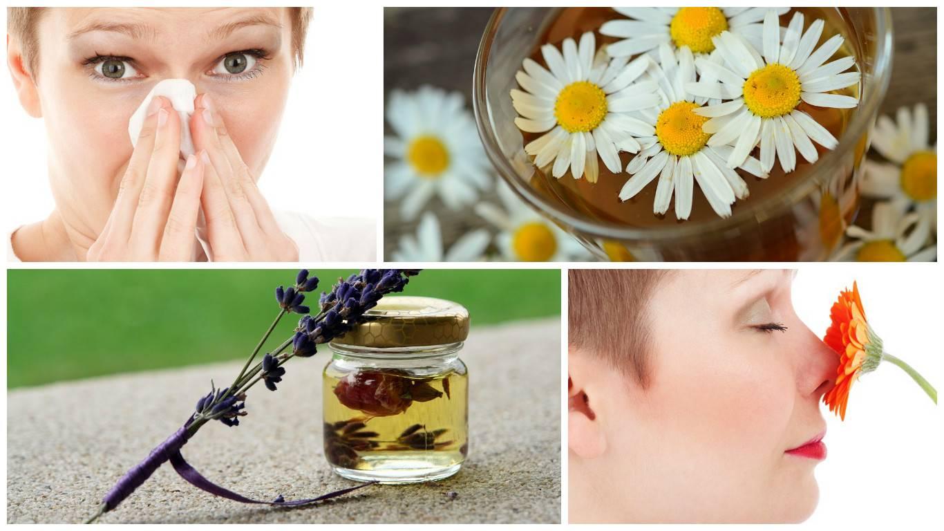 Народные методы лечения заложенности носа