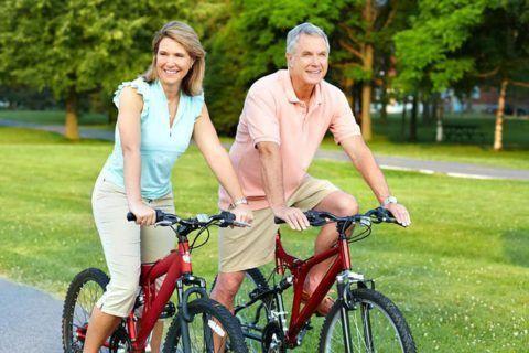 Активный образ жизни благотворно скажется на состоянии опорно-двигательной системы.