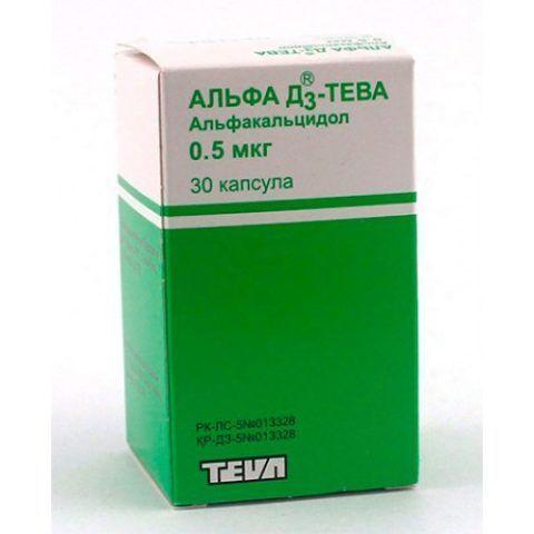Альфа-Д3-тева