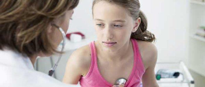 Аритмия в подростковом возрасте