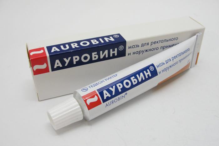 Ауробин состав