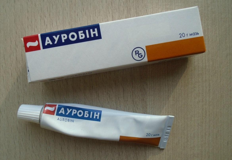 Ауробин побочные эффекты