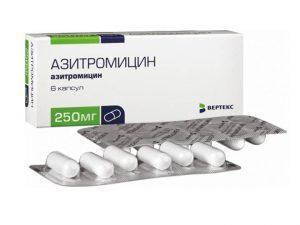 Антибиотики от аритмии