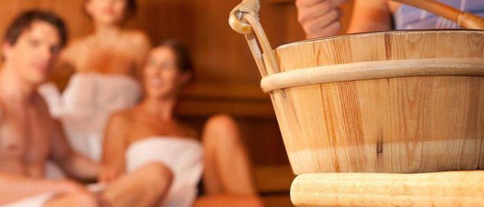 Лечение геморроя в бане