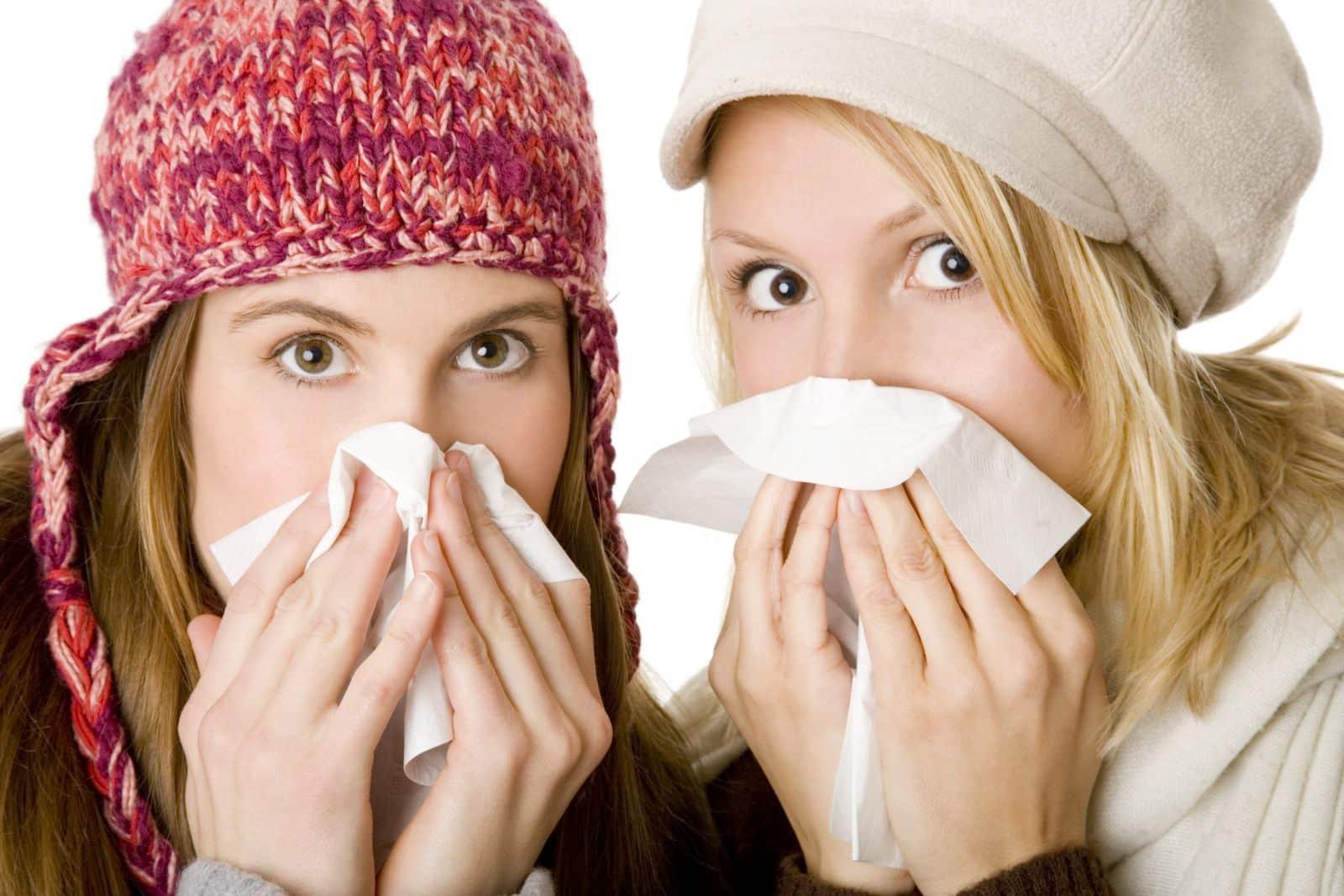 Как определить грипп или ОРЗ?