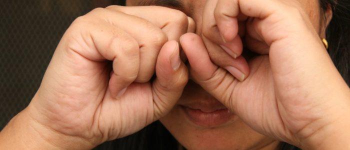 Боль при глаукоме
