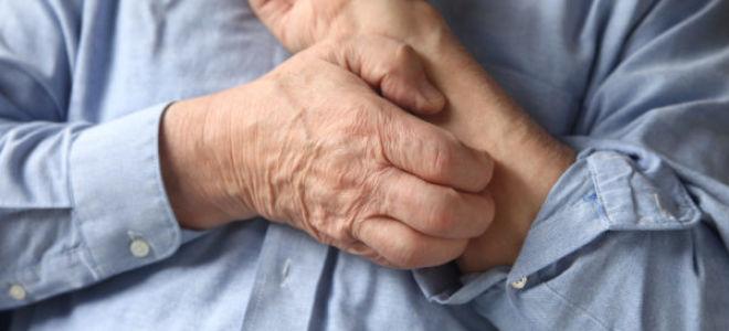 Старческий зуд кожи у пожилых людей