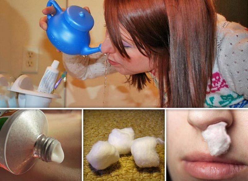 Мазь Левомеколь для лечения носа и уха