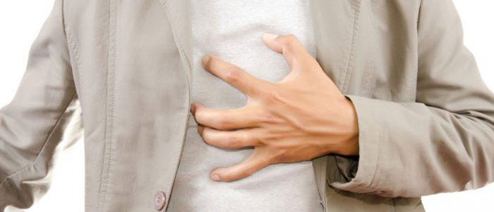ВСД и дискомфорт в груди
