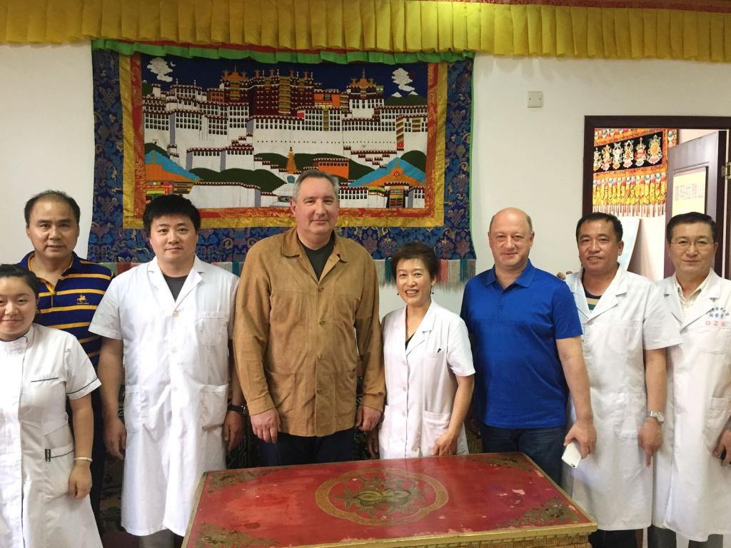 Чудеса тибетской медицины