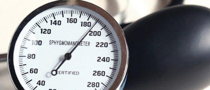 Высокое артериальное давление 190