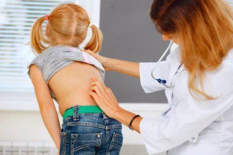 Деформация позвоночного столба — широко распространенное заболевание у детей и подростков
