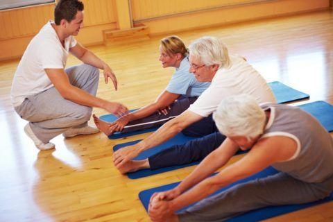 Делать гимнастику полезно абсолютно всем, независимо от возраста и состояния здоровья.