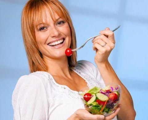 Диета для укрепления костей сводится к ряду ограничений в пище