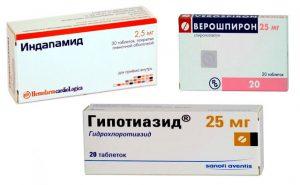 Лекарства от давления для пожилых людей