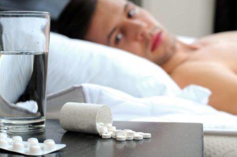 Длительное применение гормональных препаратов