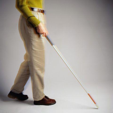 Для снижения нагрузки на сустав рекомендуется использовать трость