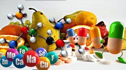 Для восстановления хрящевой ткани необходимы полезные витамины и микроэлементы.