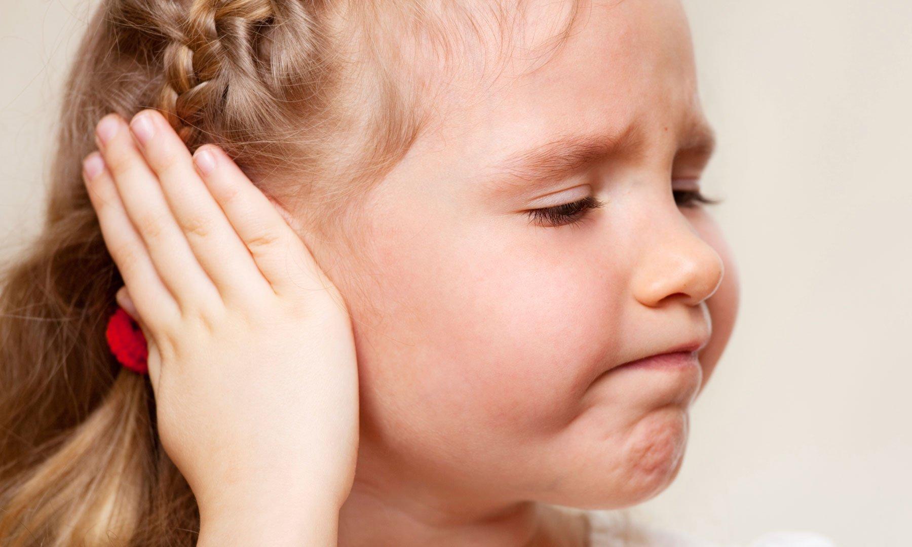 заложенность ушей после орви