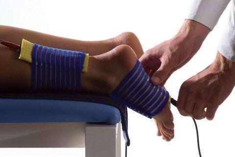Физиопроцедуры положительно влияют на процесс выздоровления