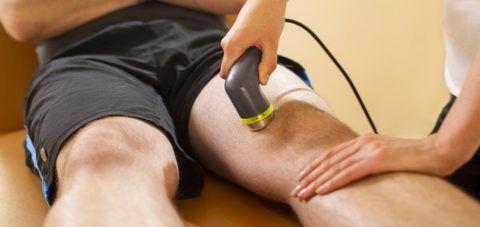 Физиотерапия поможет закрепить эффект медикаментозного воздействия.