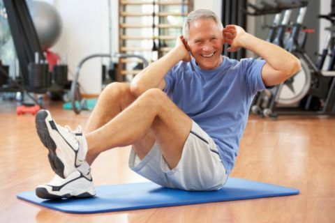 Физкультура нужна не только для профилактики