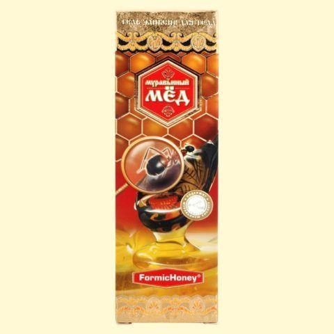 Гель «Муравьиный мед» поможет снять сильные болезненные ощущения.