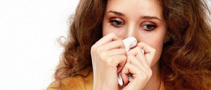 Повышенное давление при насморке