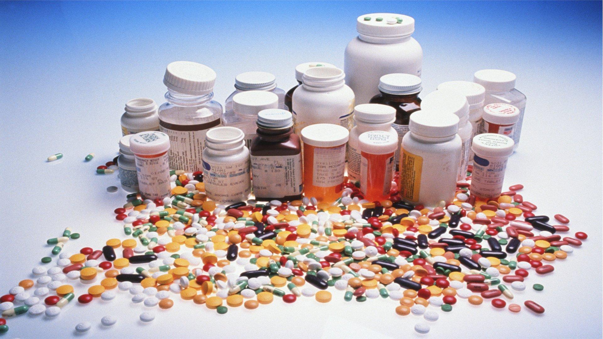 Лечение аптечными препаратами