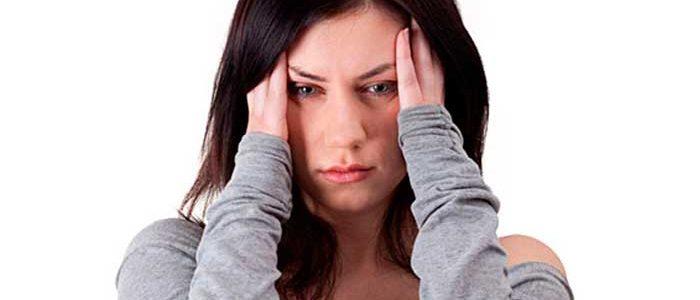 Головная боль при низком давлении
