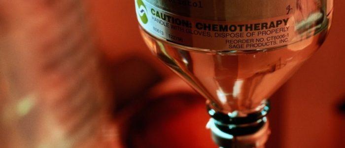 Давление при химиотерапии