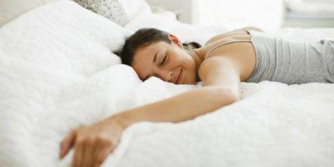 Хороший сон и отдых - залог выздоровления