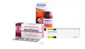 Ибупрофен при давлении