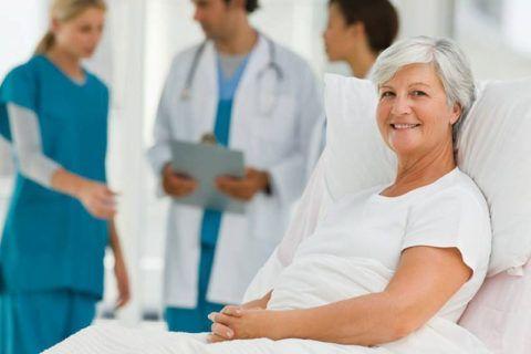 Индивидуальный план ЛФК для пациента, хирург и специалист ЛФК составляют сообща