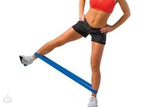 Изометрические упражнения помогут при атрофии мышц после длительной фиксации колена.
