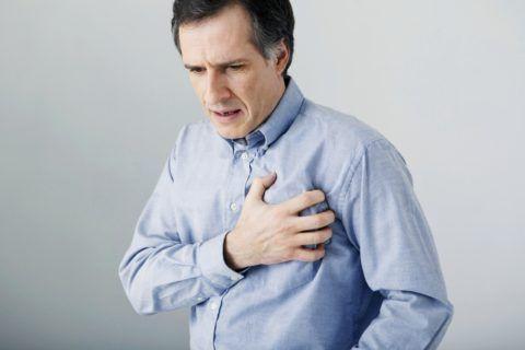 Как отличить боль в сердце от проседания межпозвоночного диска?