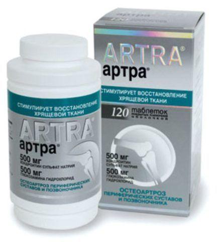 Комплексный препарат для восстановления хрящевой ткани