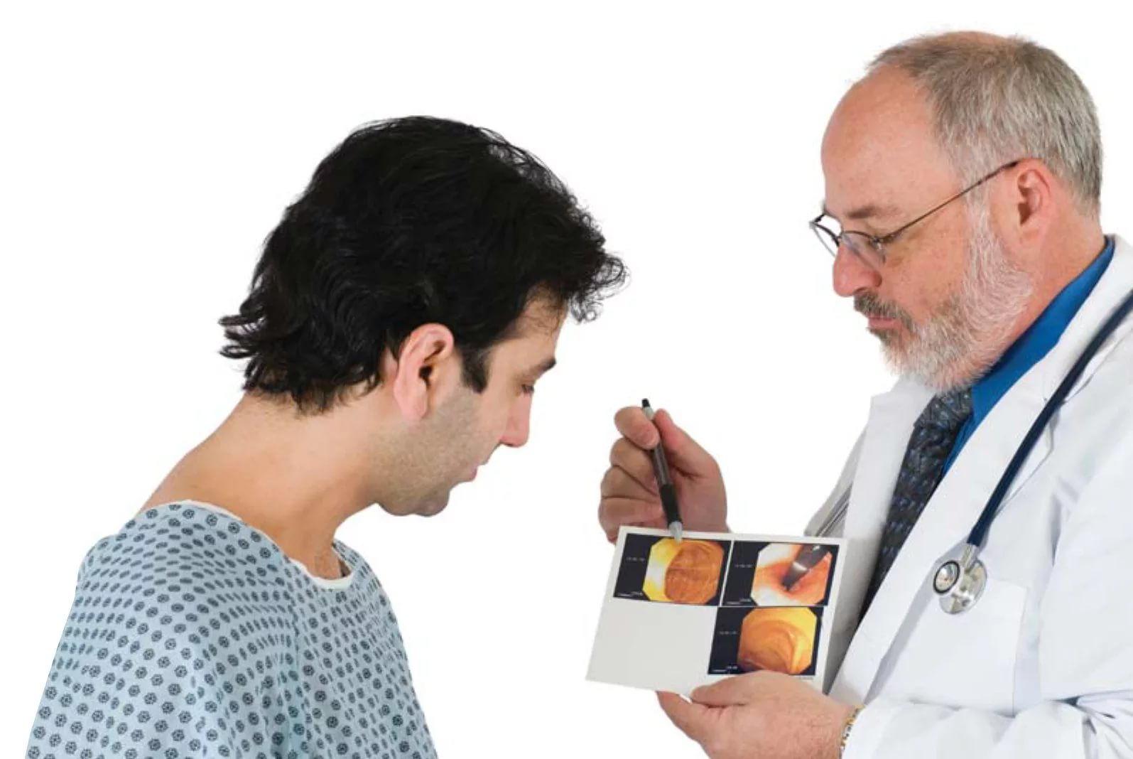 Контролироваться врачом